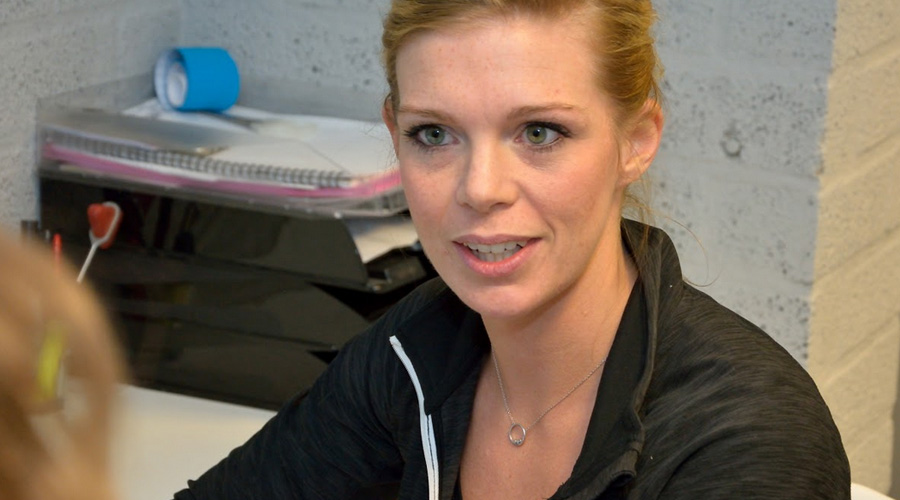 Melanie Cordes Fysiotherapeut