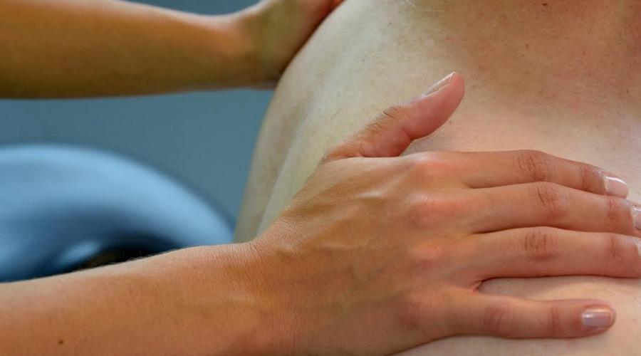 Behandeling nek en schouder
