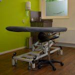 Behandelkamer van De Praktijk voor Fysio- en Manuele Therapie Gorredijk PMC, voor een goed resultaat