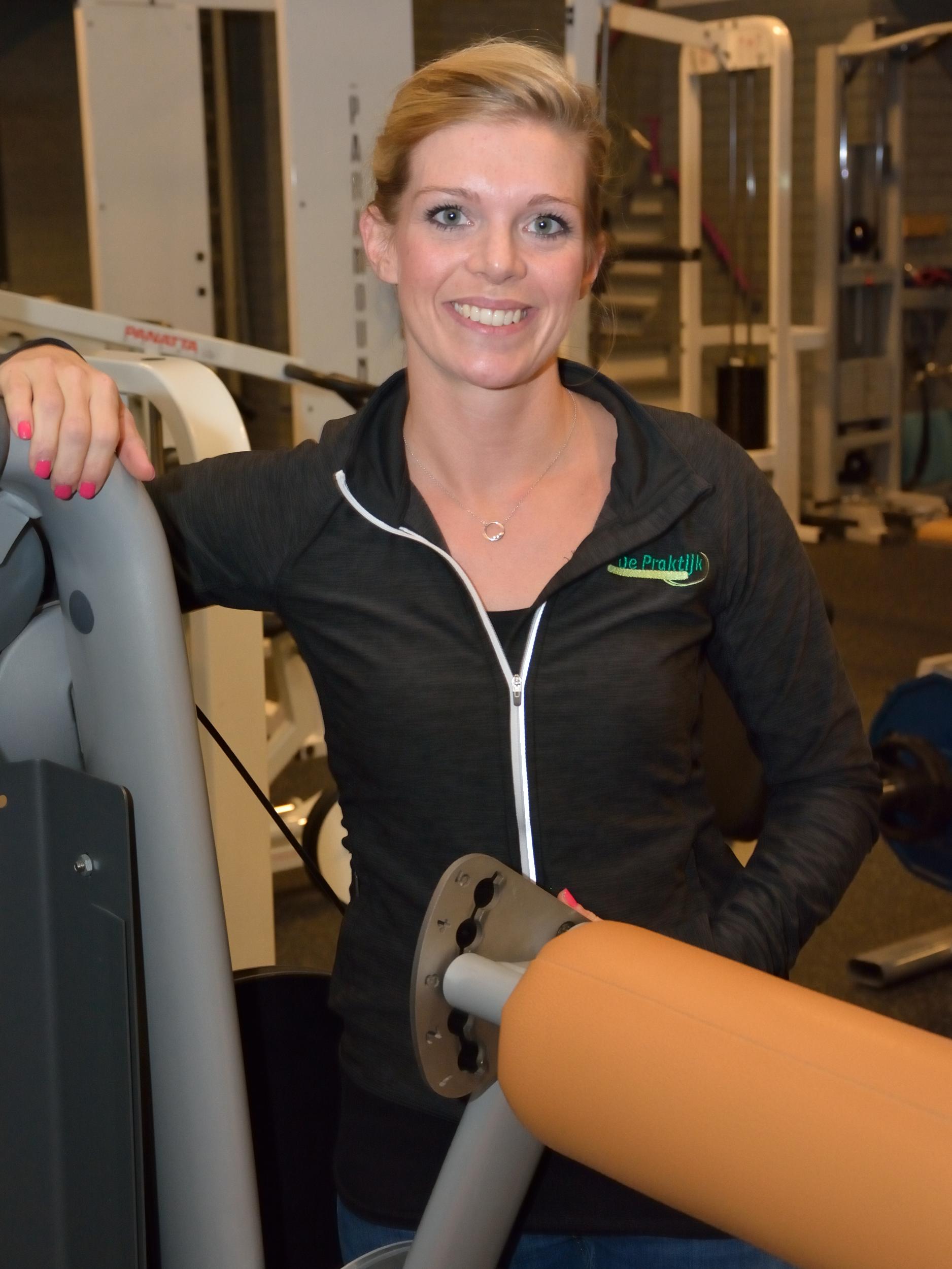 Fysiotherapeute Melanie Cordes