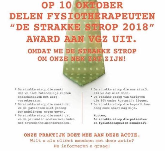Aktie Fysiotherapie Nederland